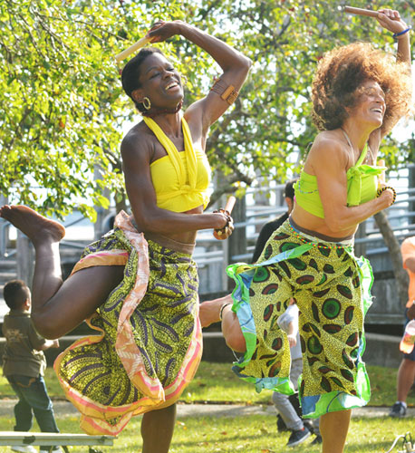 Cape Cod African Dance And Drumming